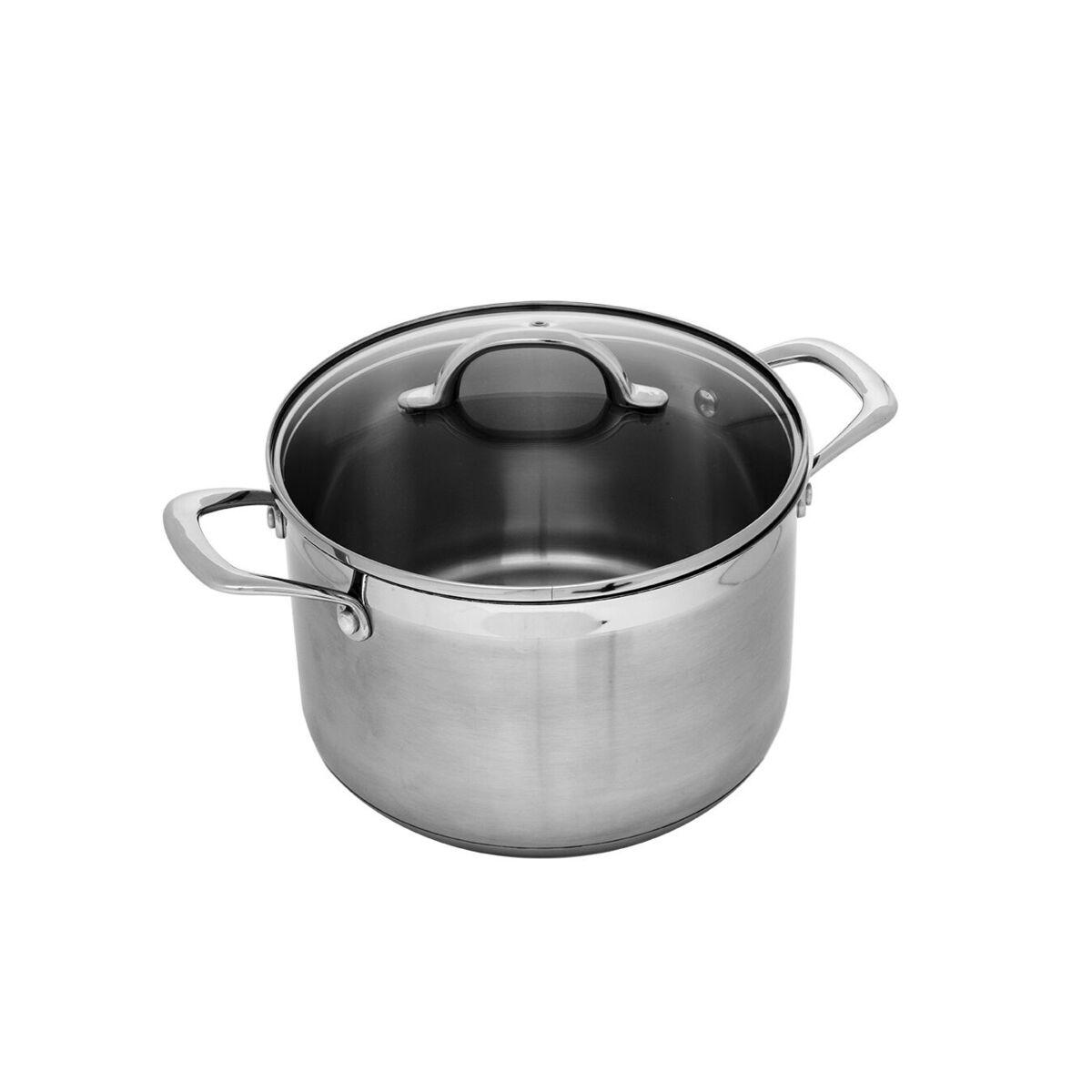 4ltr Cooking Pot Prem Steel SwissD