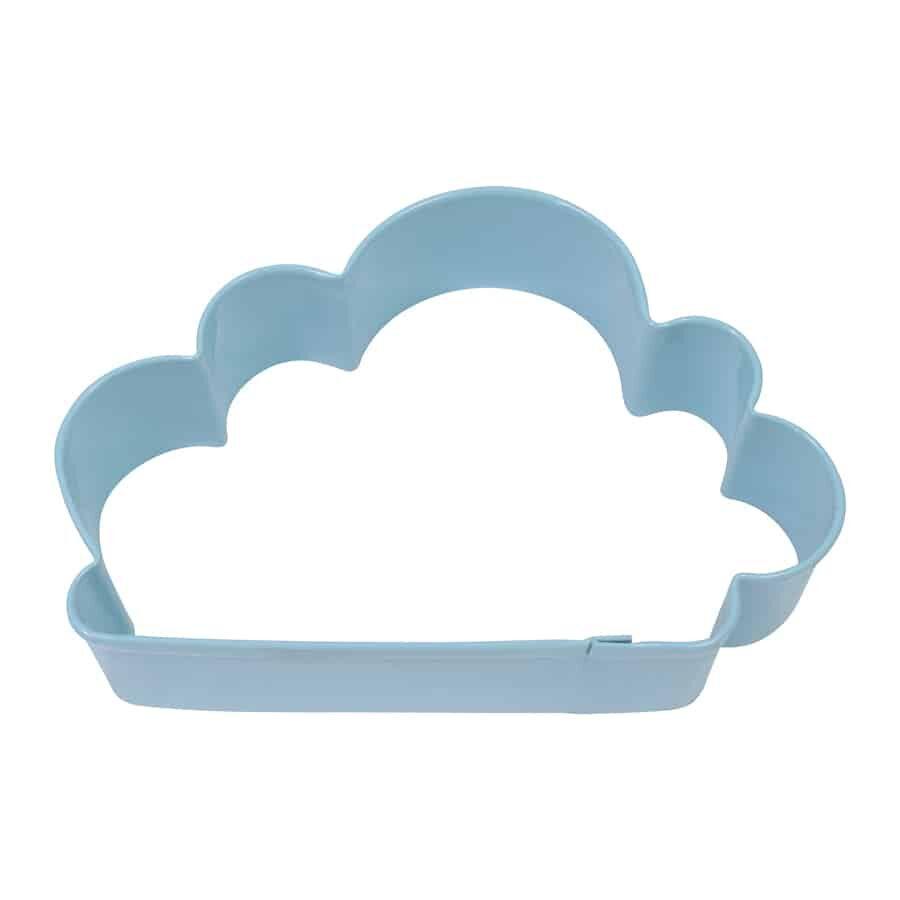 Cloud Cutter 10cm Blue