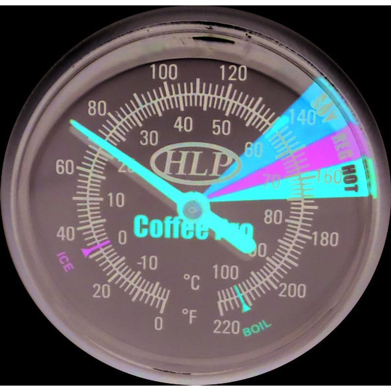 Coffee Pro 32C to 100C
