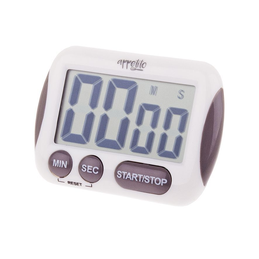 DIGITAL TIMER 100MIN LGE LCD