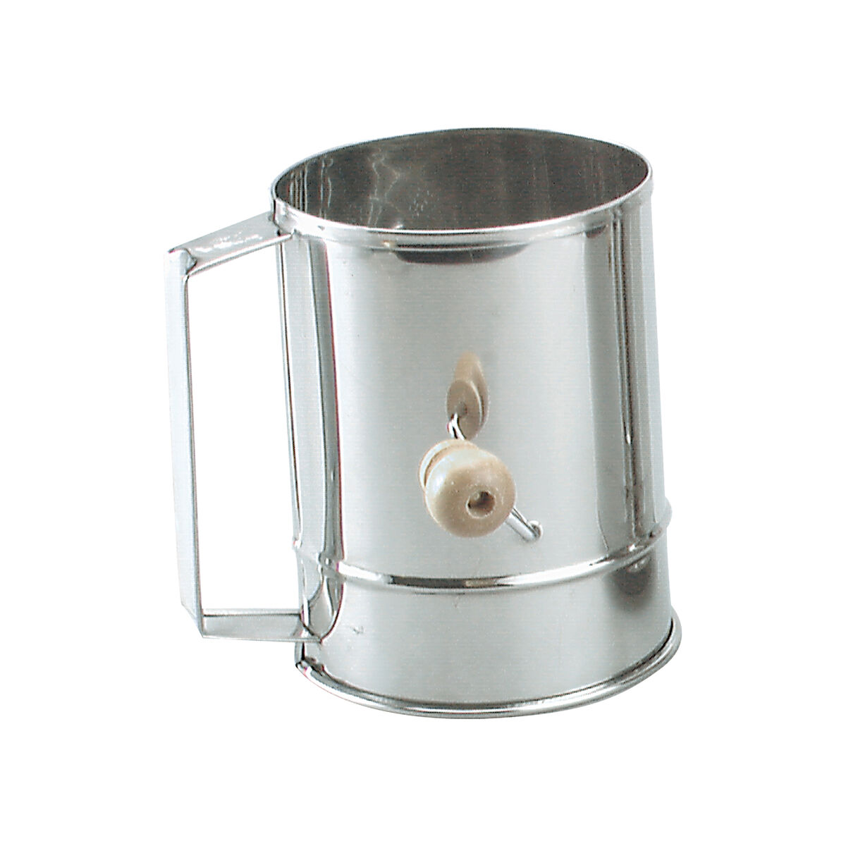 FLOUR SIFTER-SS 5-CUP