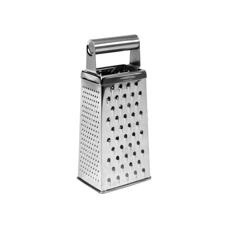 GRATER SS4 SIDED190mm COMO