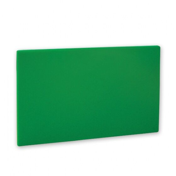 GREEN 400mm x 253mm PECUTTING BOARD