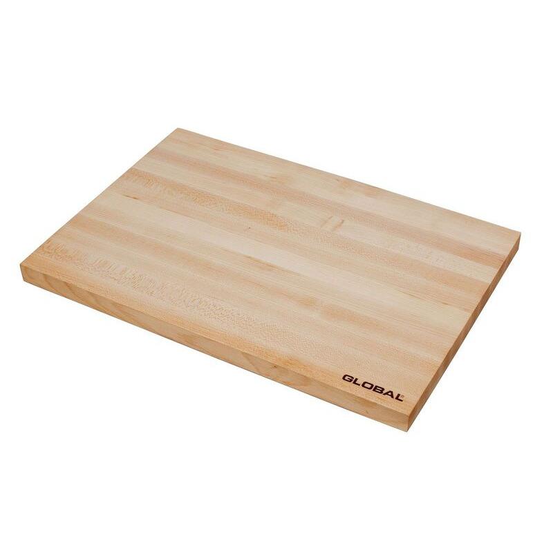 Global Maple Prep Board 37X25X2CM