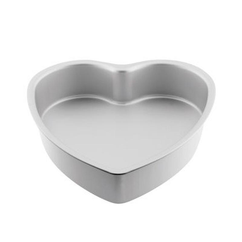 HEART CAKE PAN 15X75CM MONDO PRO