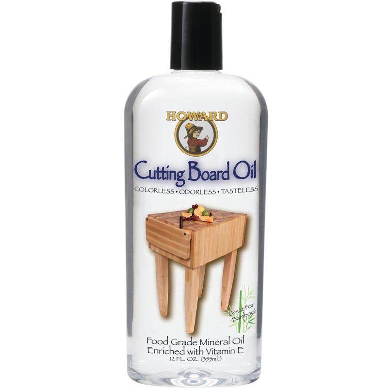 Howard Cutting Board Oil 355ml