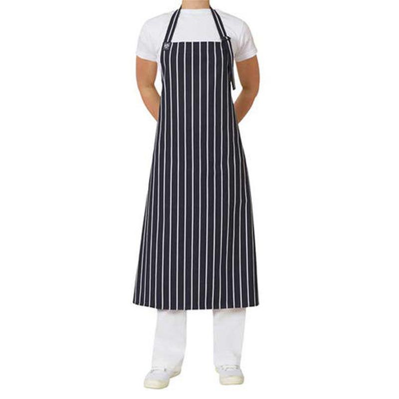 ITA  Deluxe Chefs Bib Apron with Buckle 84 x 100cm