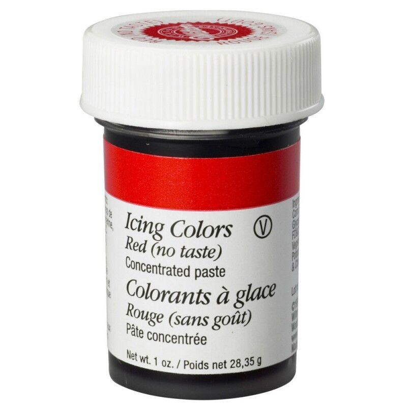 Icing Colour No Taste Red  WILTON