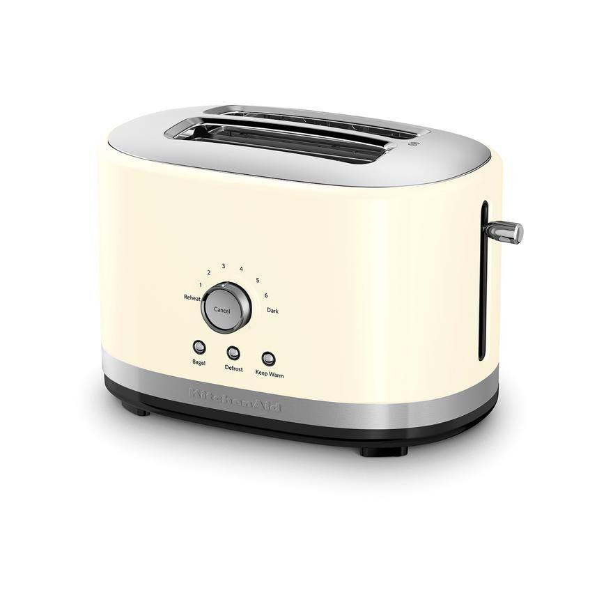 KMT2116 2 Slice Classic Toaster ALMOND