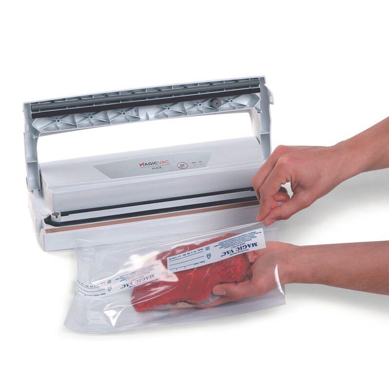 MAGIC VAC vacuum packing system