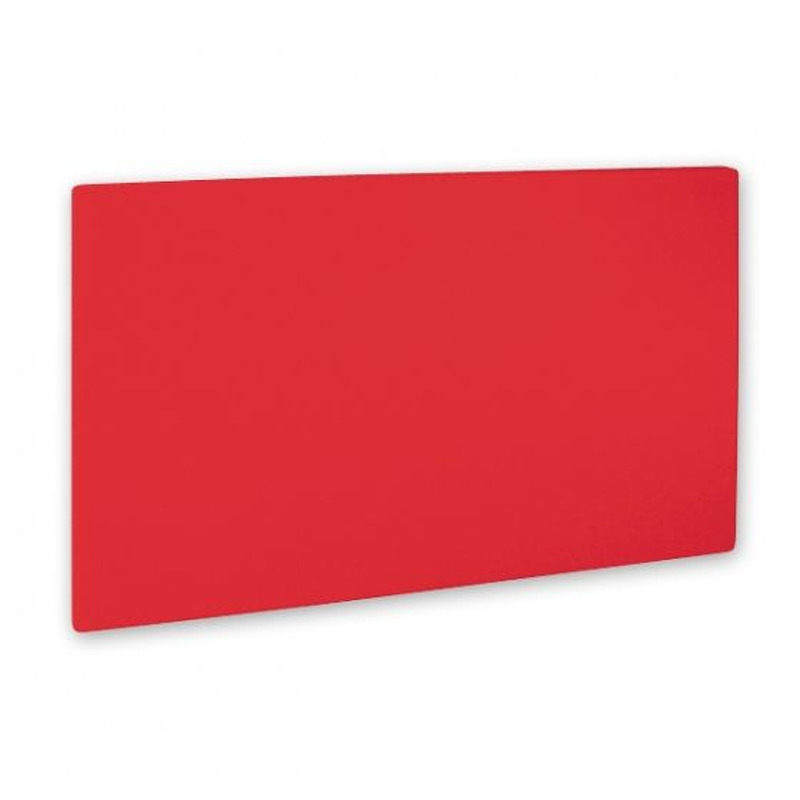 RED 457mm x 305mm  PECUTTING BOARD