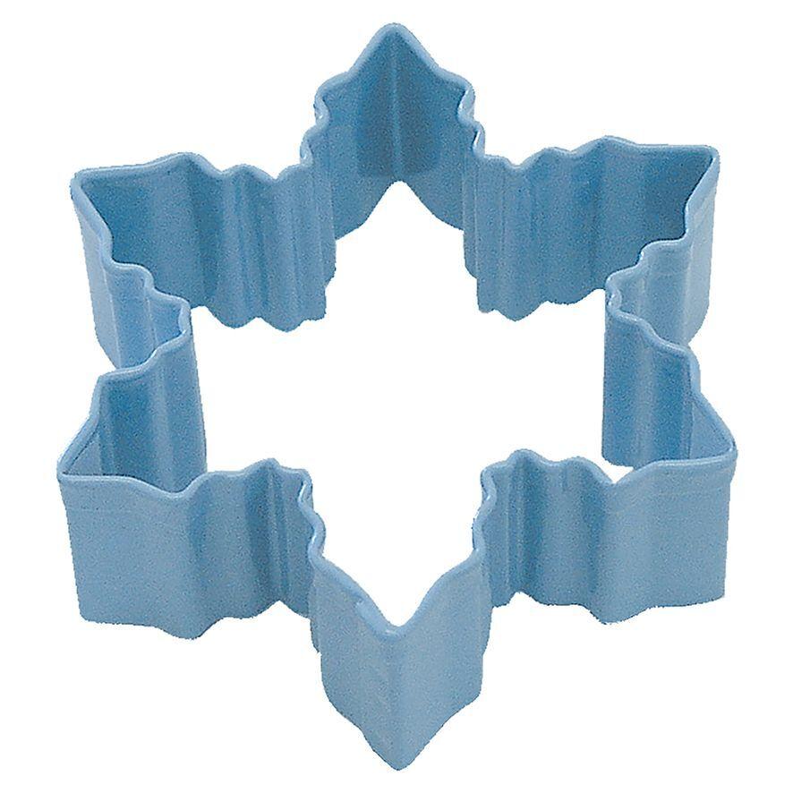 Snowflake Cutter 775cm Blue