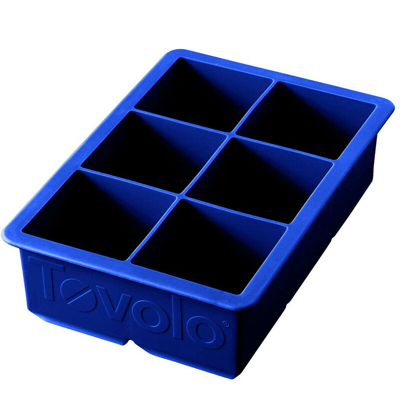 king cube ice tray BLUE