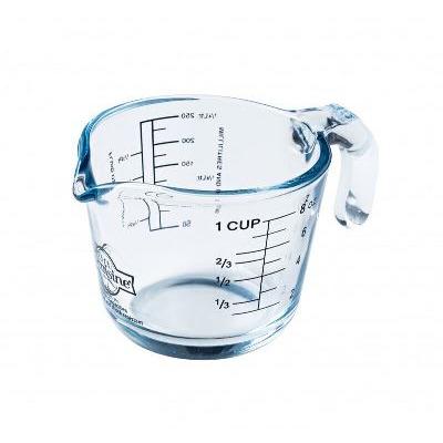 Borosilicate Measuring Jug 025L  OCuisine