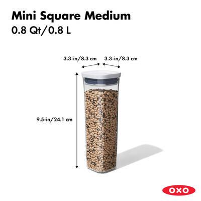 OXO GG POP 20 MINI SQUARE MED - 08L