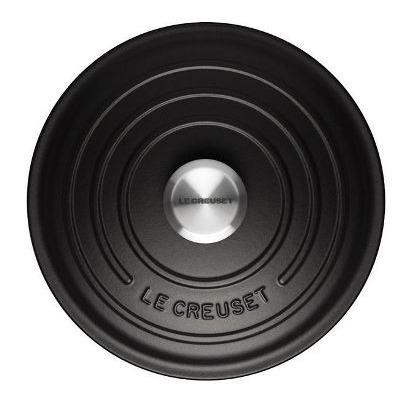 Signt Rnd Cass 26cm SATIN BLACK Le Creuset